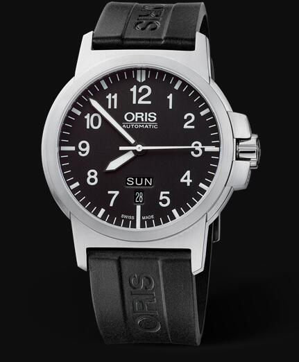 Oris Bc3 Advanced Day Date 42mm Replica Watch 01 735 7641 4164-07 4 22 05